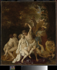 Scene with Bacchantes