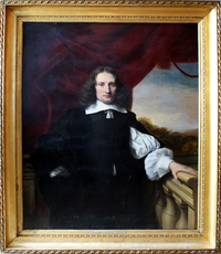 Portrait of Pieter Bouwens